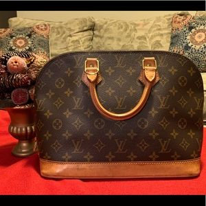 Louis Vuitton Alma PM Bag